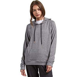 Volcom Junior's Lil Pullover Fleece Hoody Sweatshirt