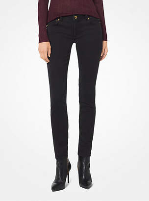 Michael Kors Stretch-Cotton Skinny Jeans