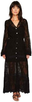 Jens Pirate Booty Nicobar Dress Duster Women's Dress