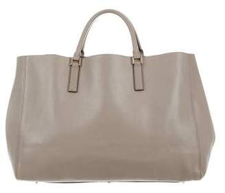 Anya Hindmarch Leather Shopper Tote