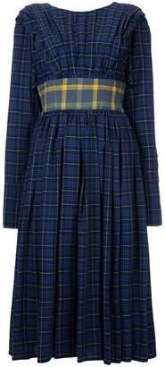 Natasha Zinko pleated midi dress