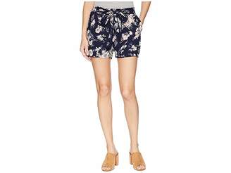 Angie Print Short Women's Shorts