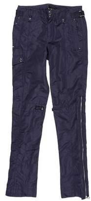Ralph Lauren Mid-Rise Cargo Pants