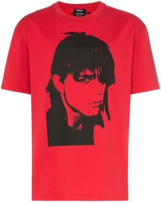 Calvin Klein Face print T-shirt