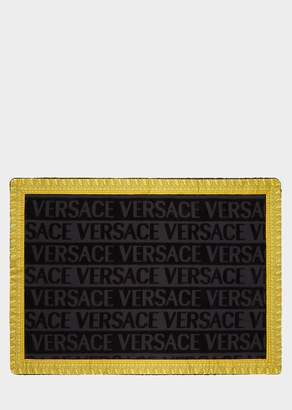 Versace Home Logo Bath Mat