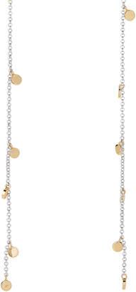 Jules Smith Designs Silver-Tone Marlin Wrap Necklace
