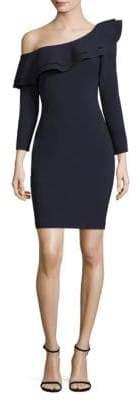 LIKELY Georgina Ruffle Dress