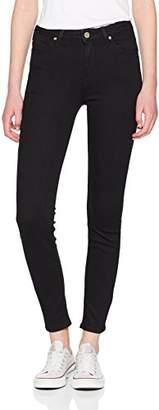 Lee Women's Scarlett High Black Rinse Skinny Jeans, 47, W26/L33
