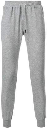 Eleventy slim track pants