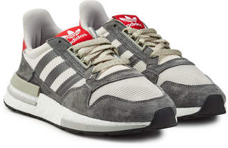 adidas ZX 500 RM Sneakers with Suede