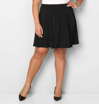 Avenue Solid Skort