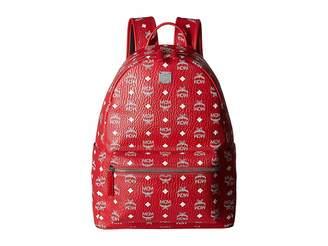 MCM Stark No Stud Medium Backpack