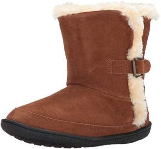 Staheekum Women's Plush Lined Mid-Height Suede Alpental Lifestyle Slipper