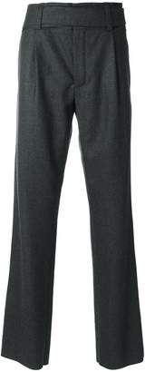 Saint Laurent knitted tailored trousers