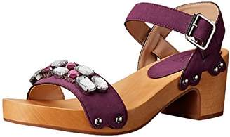 Mojo Moxy Women's Strawberry Platform Dress Sandal