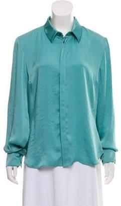 A.F.Vandevorst A.F. Vandevorst Long Sleeve Button-Up Top