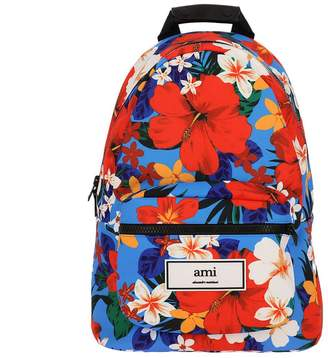 Ami Alexandre Mattiussi Backpack Backpack Men
