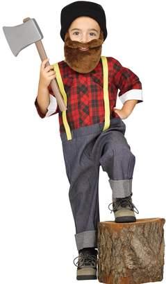 Fun World Costumes Li'l Lumberjack Boy Costume Toddler Large