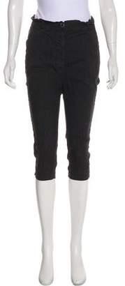 Kristensen Du Nord High-Rise Linen Pants