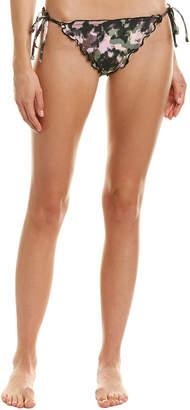 Lucky Brand Smokescreen Bikini Bottom
