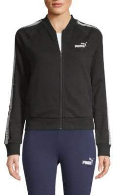 Puma Tape Full-Zip Track Jacket