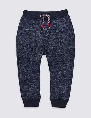 Marks and Spencer Borg Joggers (3 Months - 7 Years)