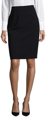 Calvin Klein Collection Knee-Length Pencil Skirt