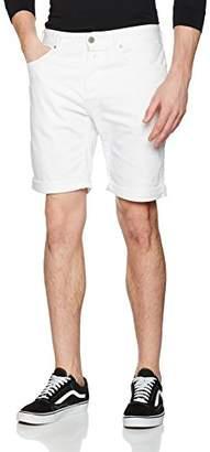 Replay Men's Rbj.901 Short (White 1)