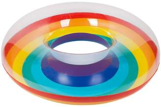 Sunnylife Inflatable Rainbow Pool Ring
