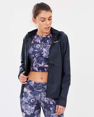 Nike Essential Hooded Running Jacket - Women's