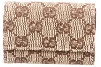 Gucci GG Canvas Coin Pouch