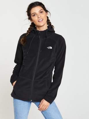 The North Face Mezzaluna Full Zip Hoodie - Black