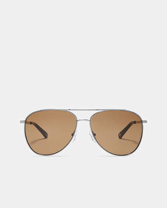 Ted Baker WEST Aviator sunglasses