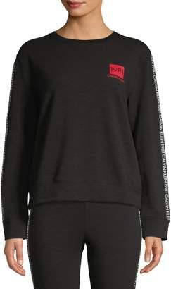 Calvin Klein Underwear 1981 Bold Lounge Cotton Blend Sweatshirt