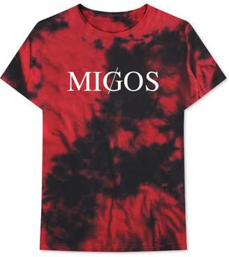 Bravado Migos Tie-Dyed Men's Graphic T-Shirt