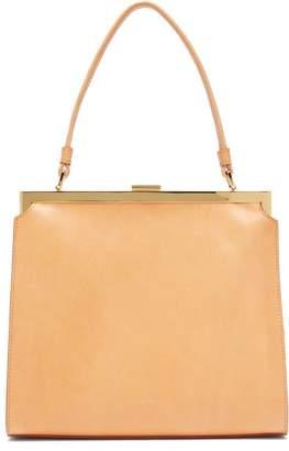 Mansur Gavriel Elegant Leather Bag - Womens - Tan