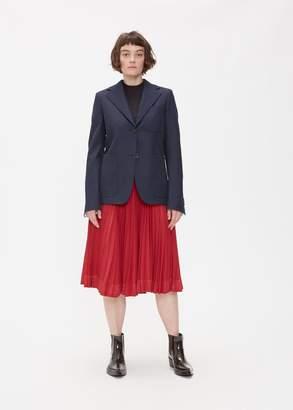 Calvin Klein Double Closure Blazer