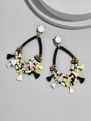 BaubleBar Merengue Hoop Earrings