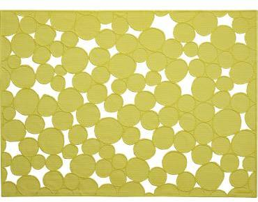 Pressed Vinyl Dot Placemat