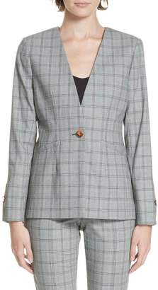 Ted Baker Ted Working Title Rista Check Blazer