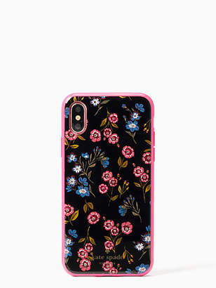 Kate Spade Jeweled meadow iphone x & xs case