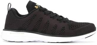 APL Athletic Propulsion Labs TechLoom lace-up sneakers