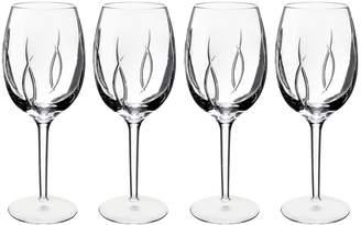 John Rocha At Waterford Flow Weft Wine Goblet (Set of 4)