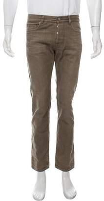 Golden Goose Distressed Slim Jeans