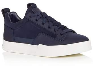 G Star Men's Rackam Core Lace Up Sneakers