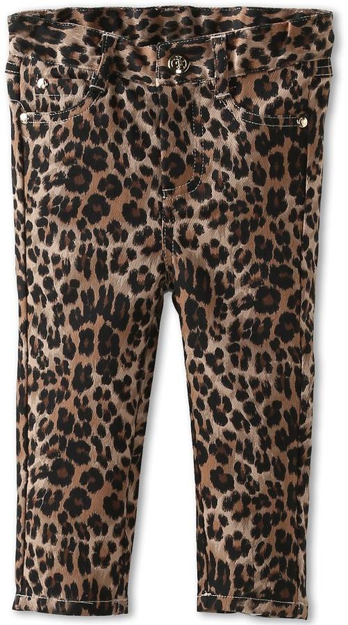 Juicy Couture Leopard Print Pants (Infant) (Bowle Leopard) - Apparel