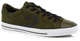 a31444506db025 ... canada at debenhams converse khaki suede star player lace up trainers  75d92 7e714