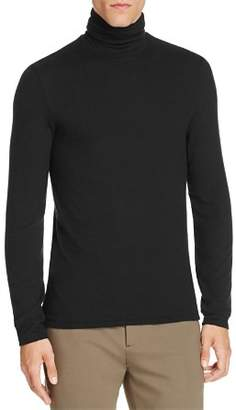 ATM Anthony Thomas Melillo Cotton Ribbed Turtleneck Sweater