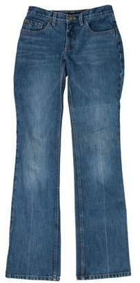 Marc Jacobs Mid-Rise Jeans