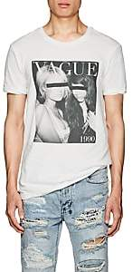 "Ksubi Men's ""Vague 1990"" Cotton Jersey T-Shirt-White"